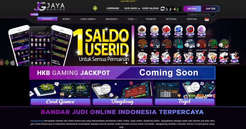 Link Alternatif Terbaru Jayagaming