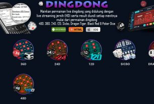 Daftar Live Dingdong Online Fair Play