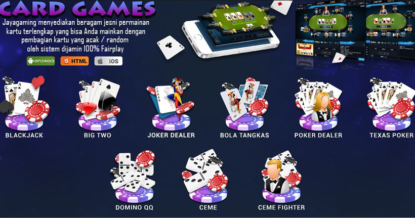 Tips Trik Cara Menang Poker Dealer