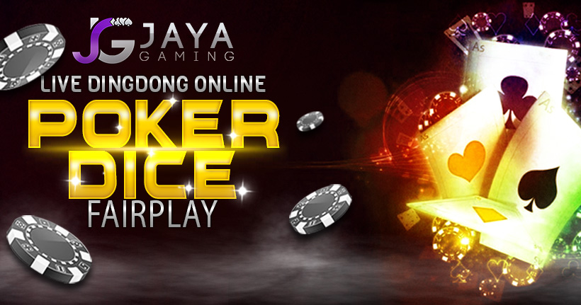 Live Dingdong Online Fair Poker Dice